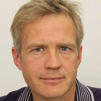 Kjetil Saugestad, prosjektleder i Radiodokumentaren.