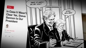 Steve Bannons krig