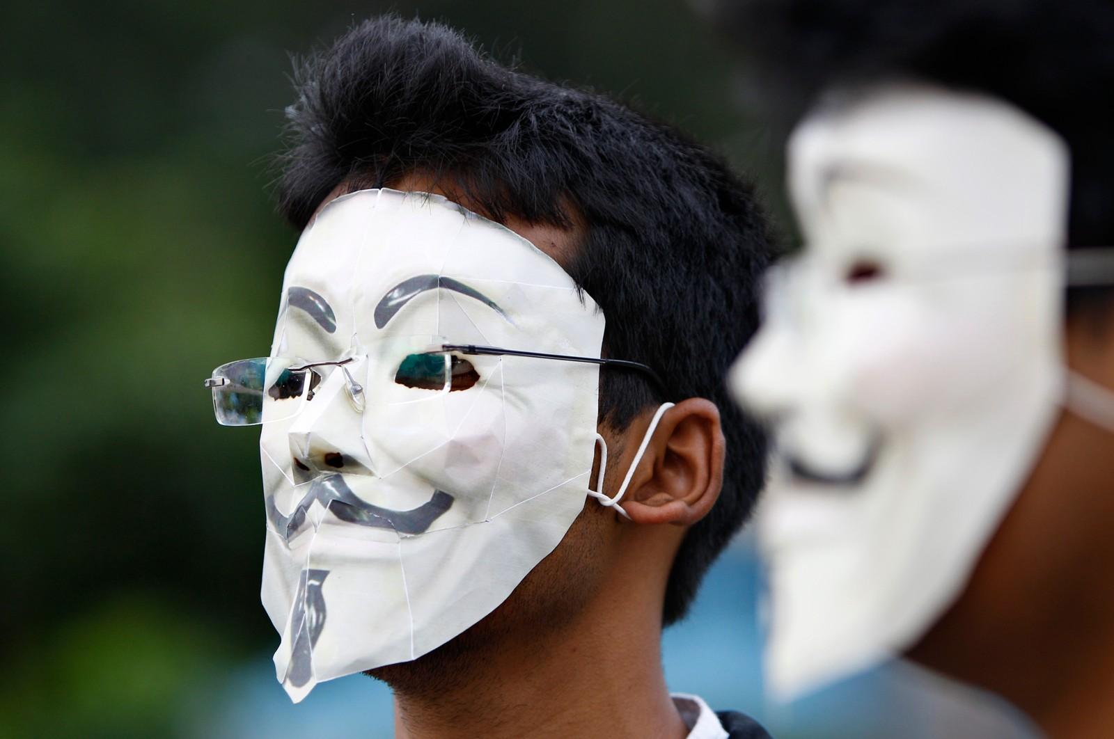 Hackergruppa Anonymous truet i 2012 med å angripe Vatikanet etter at Pave Benedicts butler Paolo Gabriele ble dømt til 18 måneders fengsel.