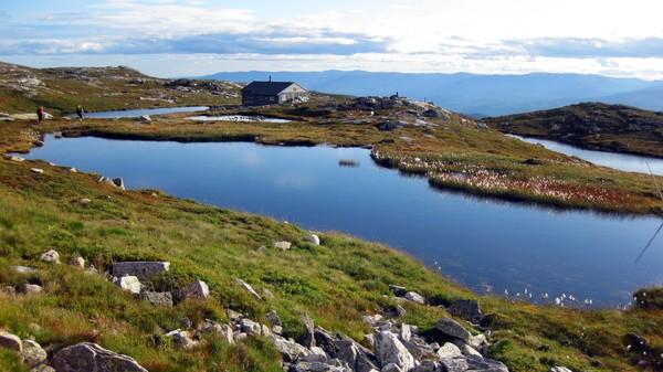 Sigridsbu på Blefjell - Foto: Kongsberg og Omegns Turistforening, Kongsberg og Omegns Turistforeni / Den Norske Turistforening