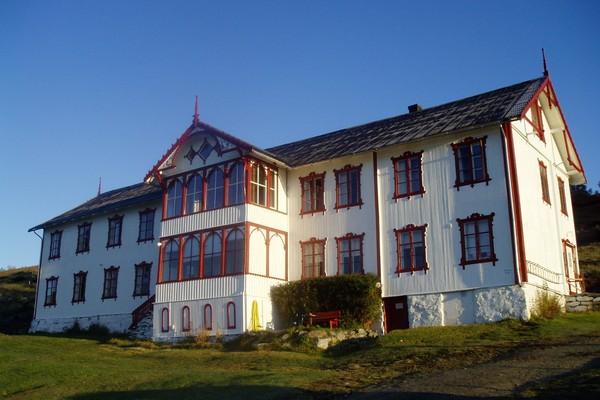 Hjerkinn Fjellstue  - Foto: Hilde L. Magnussen