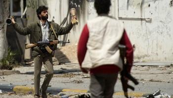 Kaostisk situasjon i Misrata