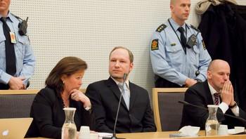 Anders Behring Breivik og forsvarere