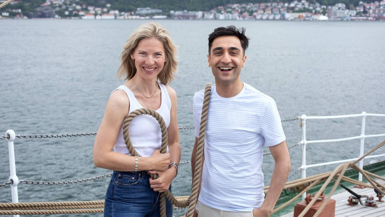 Uke 27: Karen Marie Berg og Amir Horori