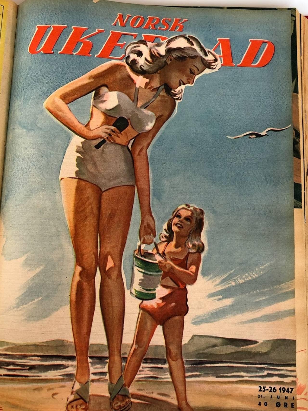 Norsk ukeblad 1947