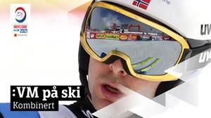 Ski - VM: Kombinert hopp, menn