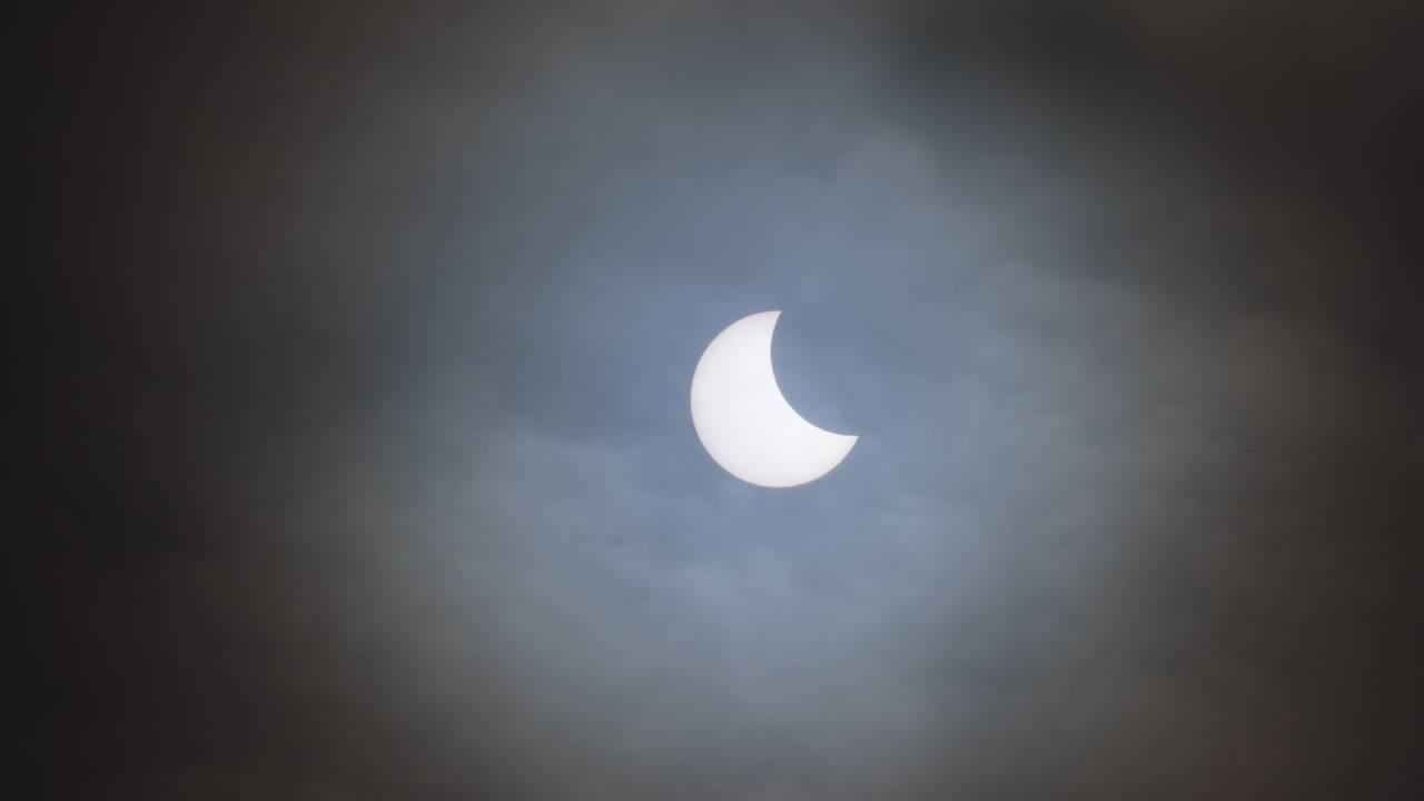 Solformørkelse Vadsø klokka 12:42