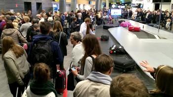 Trondheim lufthavn stengt pga tåke