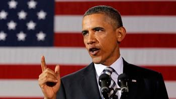 Video Obama presenterer forsvarsstrageien