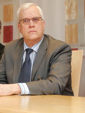 Torbjørn Digernes, rektor NTNU
