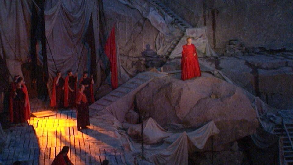 """""""Catilina"""" - et teaterstykke finner sin scene"""