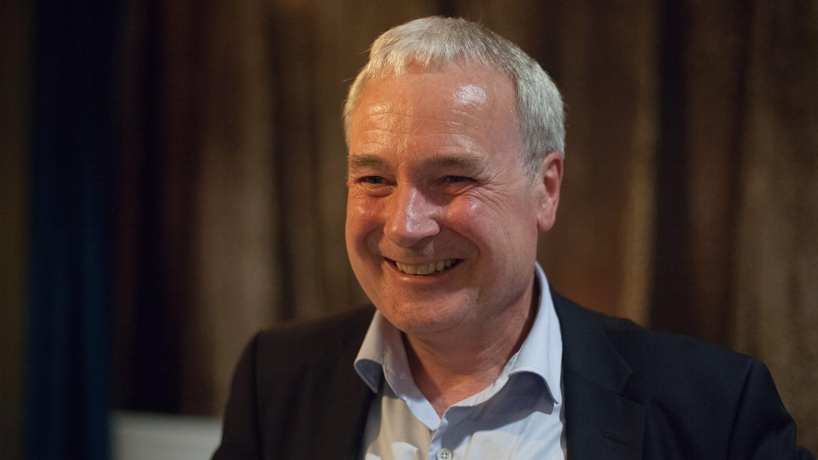 Steinar Ness er Senterpartiet sin andrekandidat i Sogn og Fjordane.