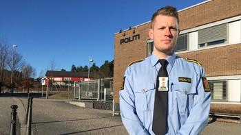 Politiførstebetjent Kristian Myhra