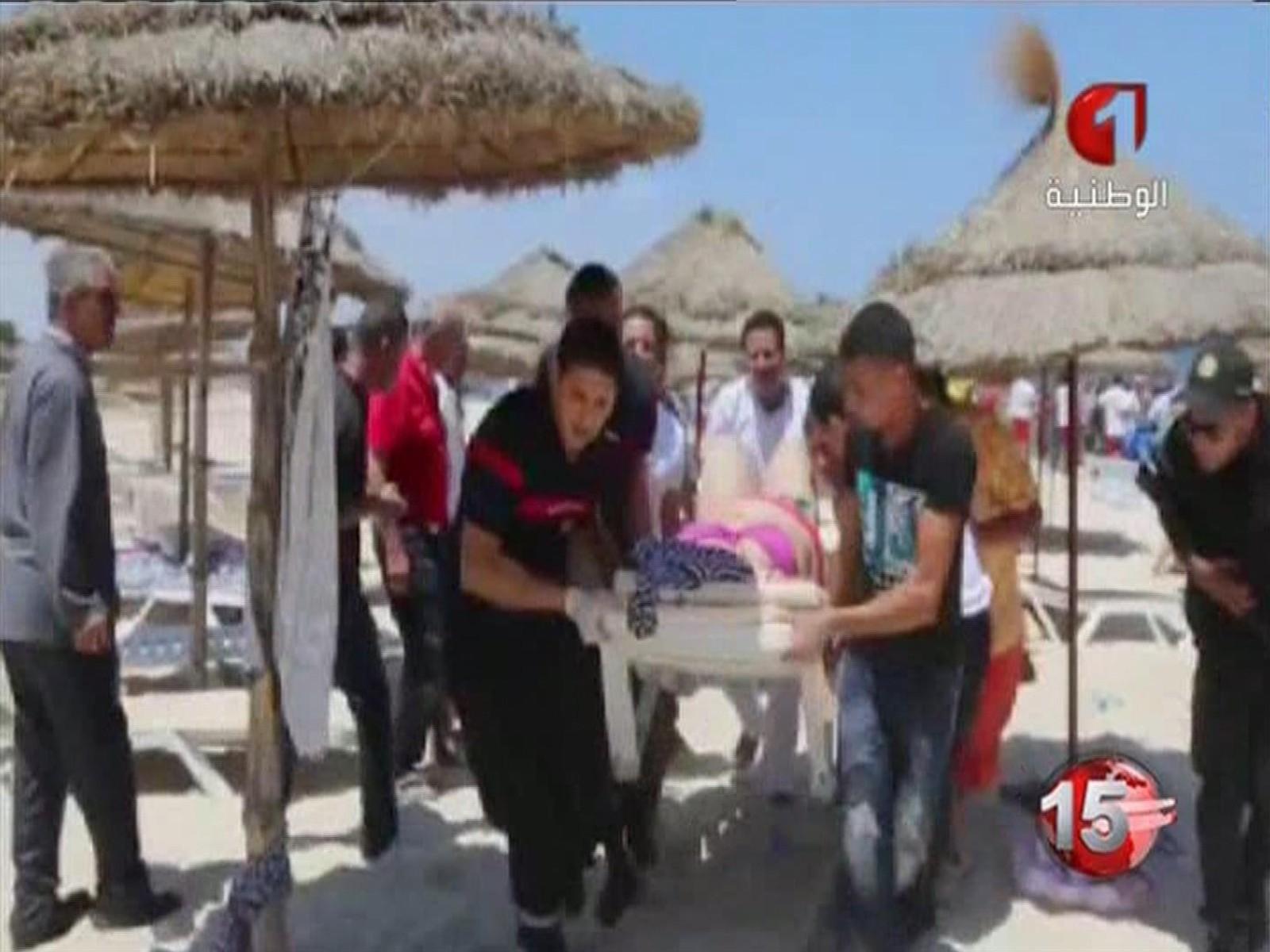 Dødstallet etter hotellangrepet i Tunisia har steget til 28. Blant de drepte er britiske, tyske og belgiske statsborgere, opplyser helsedepartementet.