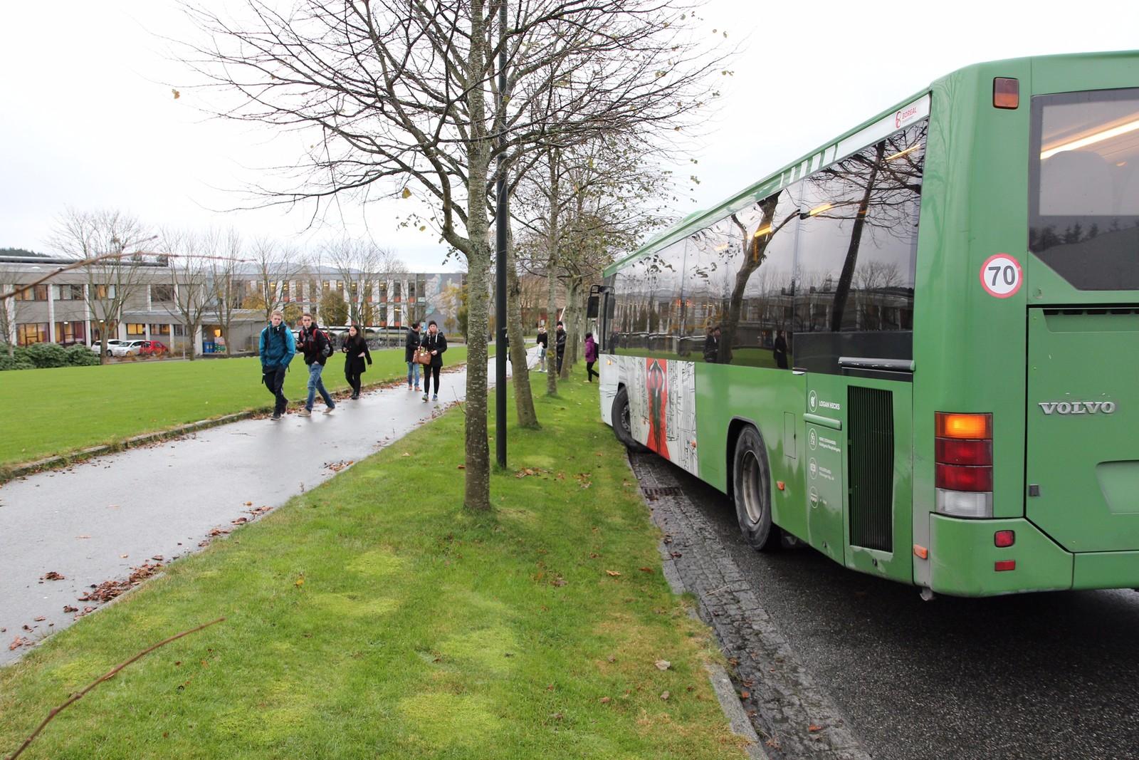 Glatt på Universitetet i Stavanger