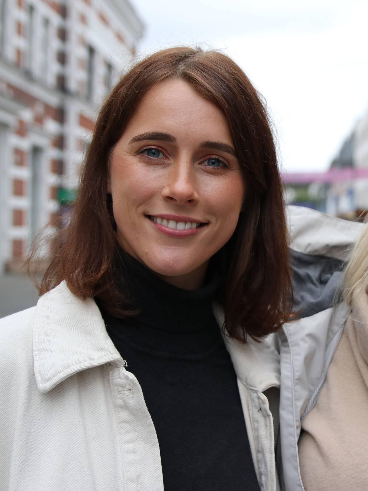 Ida Byremo (v) Synnøve Bjørkestøl (H)