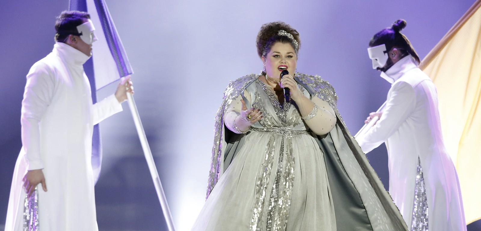 8. SERBIA: Serbia deltar med 28 år gamle Bojana Stamenov til Wien i år. Hun synger låten «Beauty Never Lies».