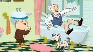Albert ønsker seg hund til bursdagen