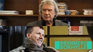 Brenners bokhylle: Benny Borg og Fredrik Høyer