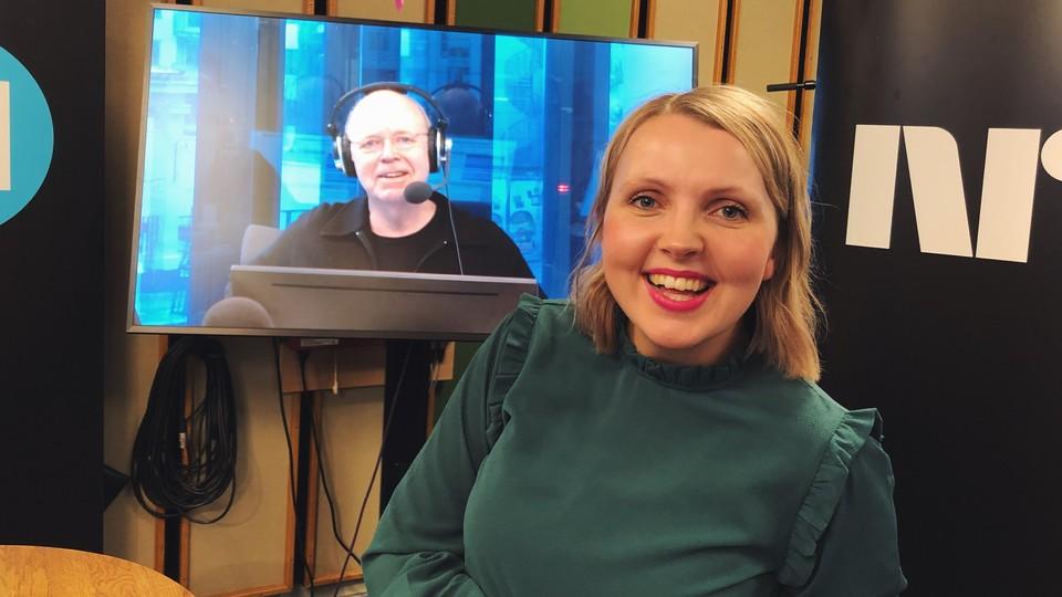 Nitimen 24 10 2014 NRK Radio