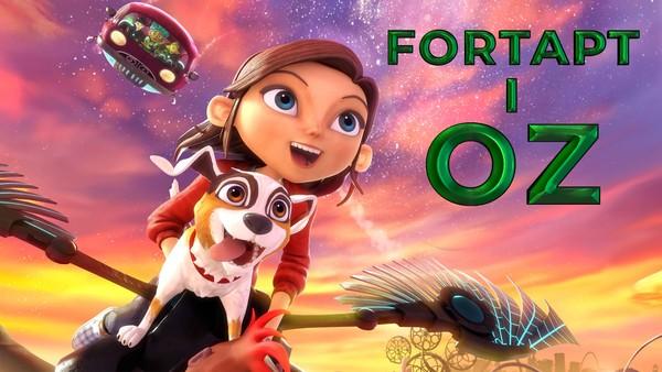 Dorothy oppdager morens magiske reisehåndbok fra Oz gjemt under et gulv i huset. Når Dorothy aktiverer boken river en tornado huse, kjæledyret Toto, og Dorothy til Emerald by.Amerikansk animasjonsserie.