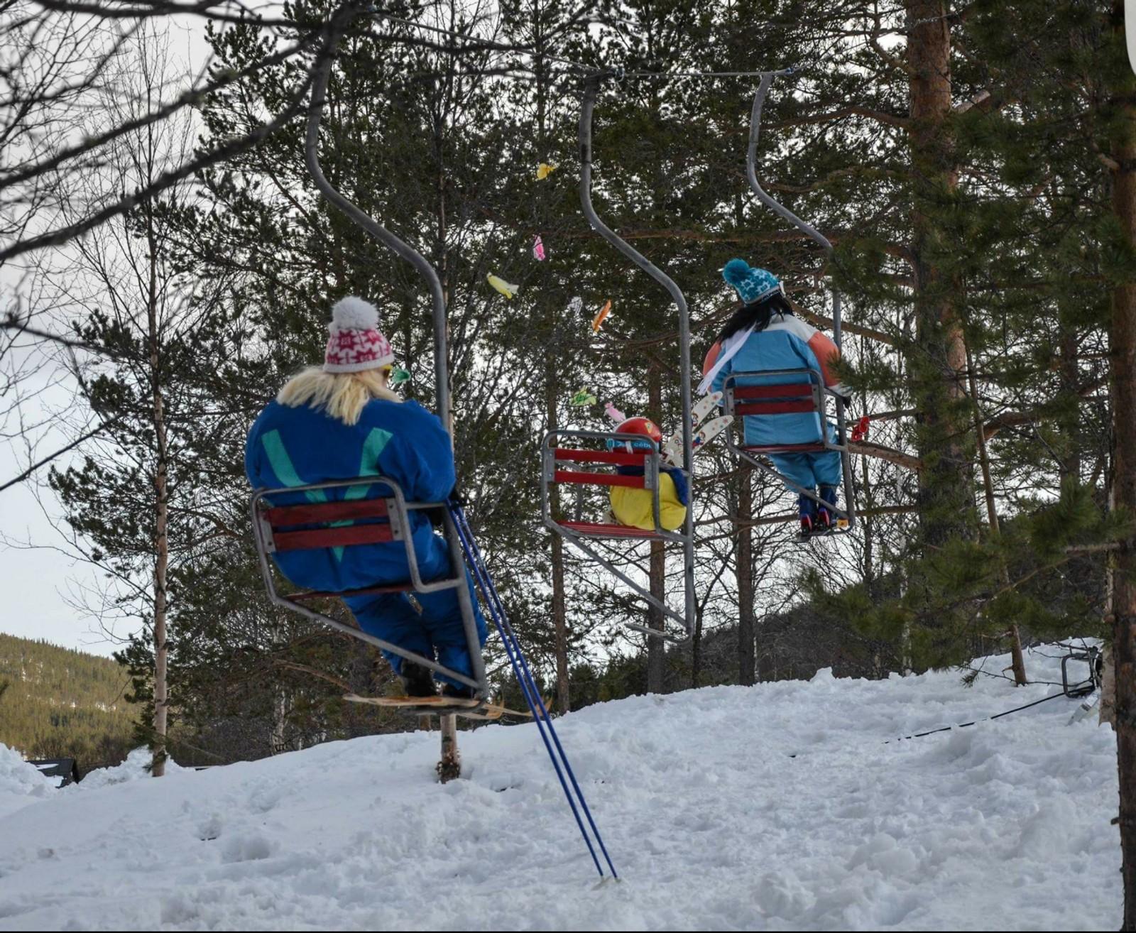 2015: Engerdal fjellheiser. Foto: Linda Dammen.