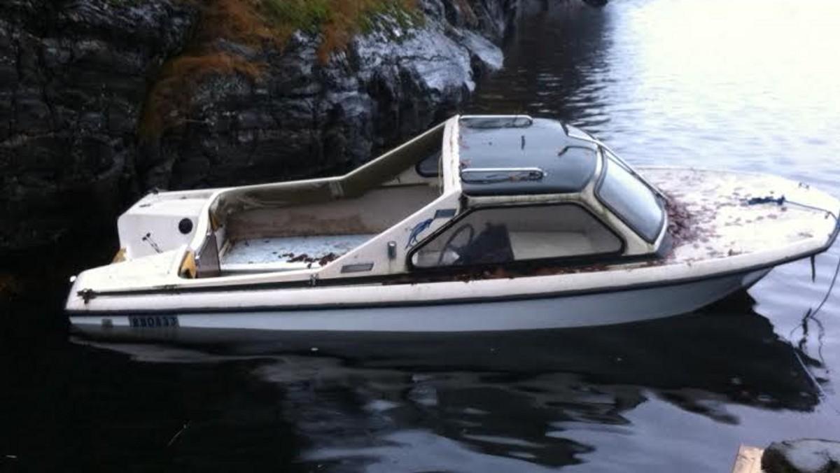 DRIVANDE: Hovudredningssentralen finn drifvande mindre båtar og joller nesten kvar dag.