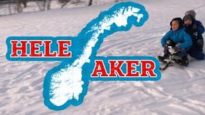 Hele Norge aker