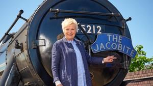 På skinner med Julie Walters: På togtur med Julie Walters