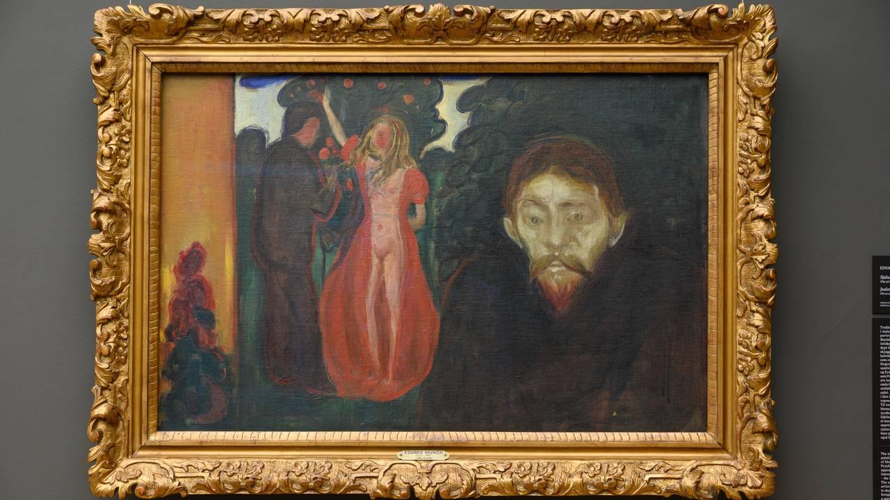 Edvard Munchs maleri