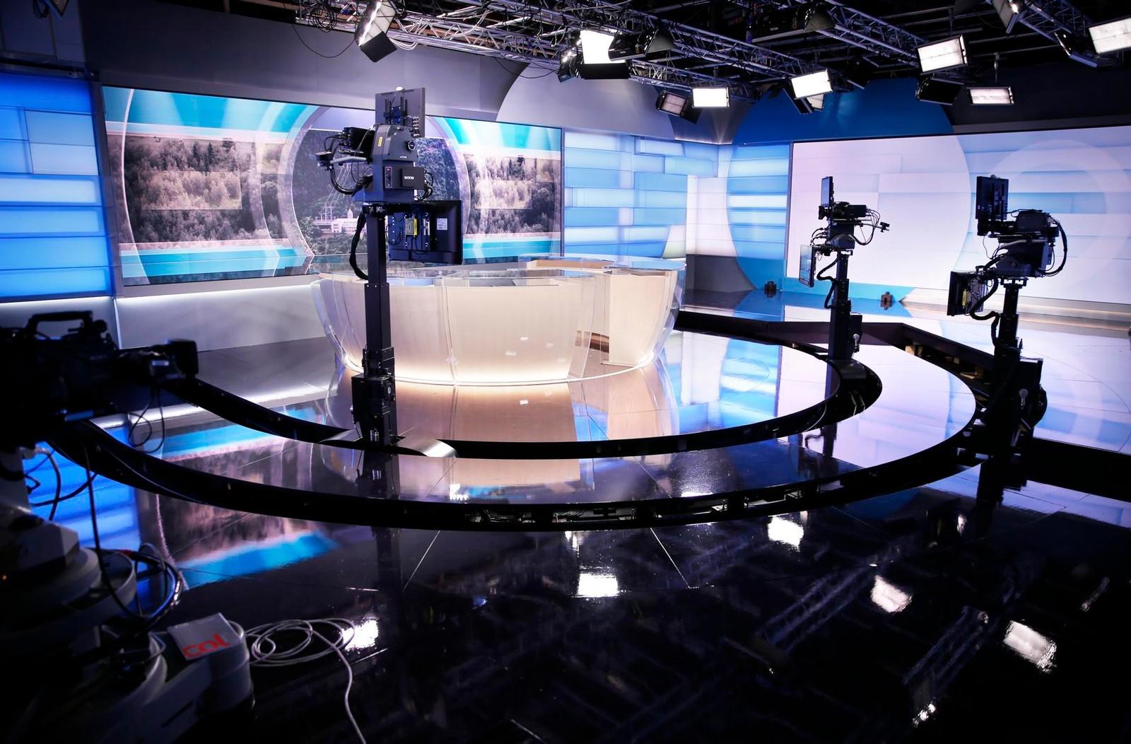 Dagsrevyen studio 5.