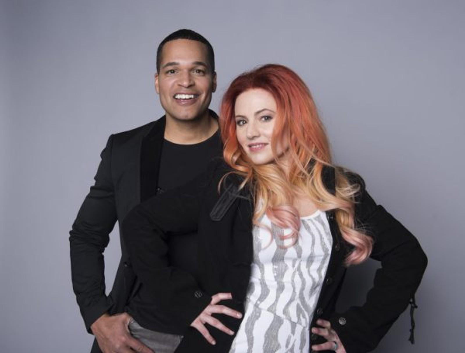 SAN MARINO: Valentina Monetta & Jimmie Wilson