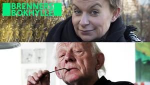 Brenners bokhylle: Kjersti Horn og Håkon Bleken