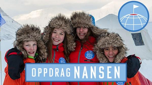 Fire tenåringer skal på sin generasjons viktigste ekspedisjon - for å forstå klimaet. Norsk serie.