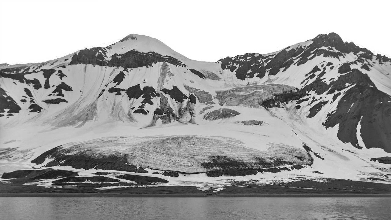Trygghamna Svalbard i 1898