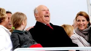 Kong Harald 80 år