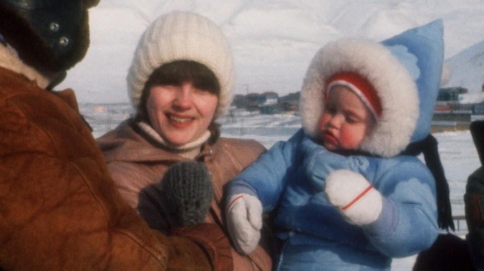 Gjensyn med Svalbard