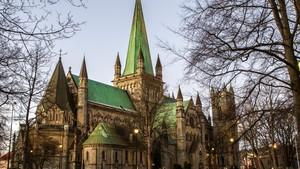Reformasjonsgudstjeneste i Nidarosdomen