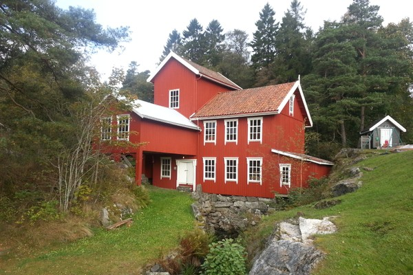 Tangvall mølle - Foto: Steinar Skilhagen