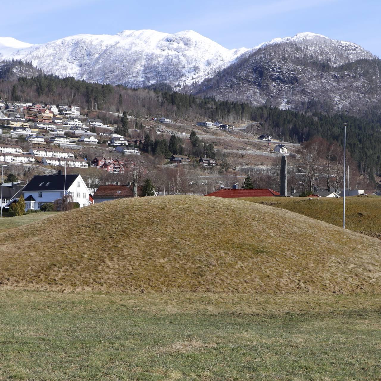 Gravhaug Nordfjordeid