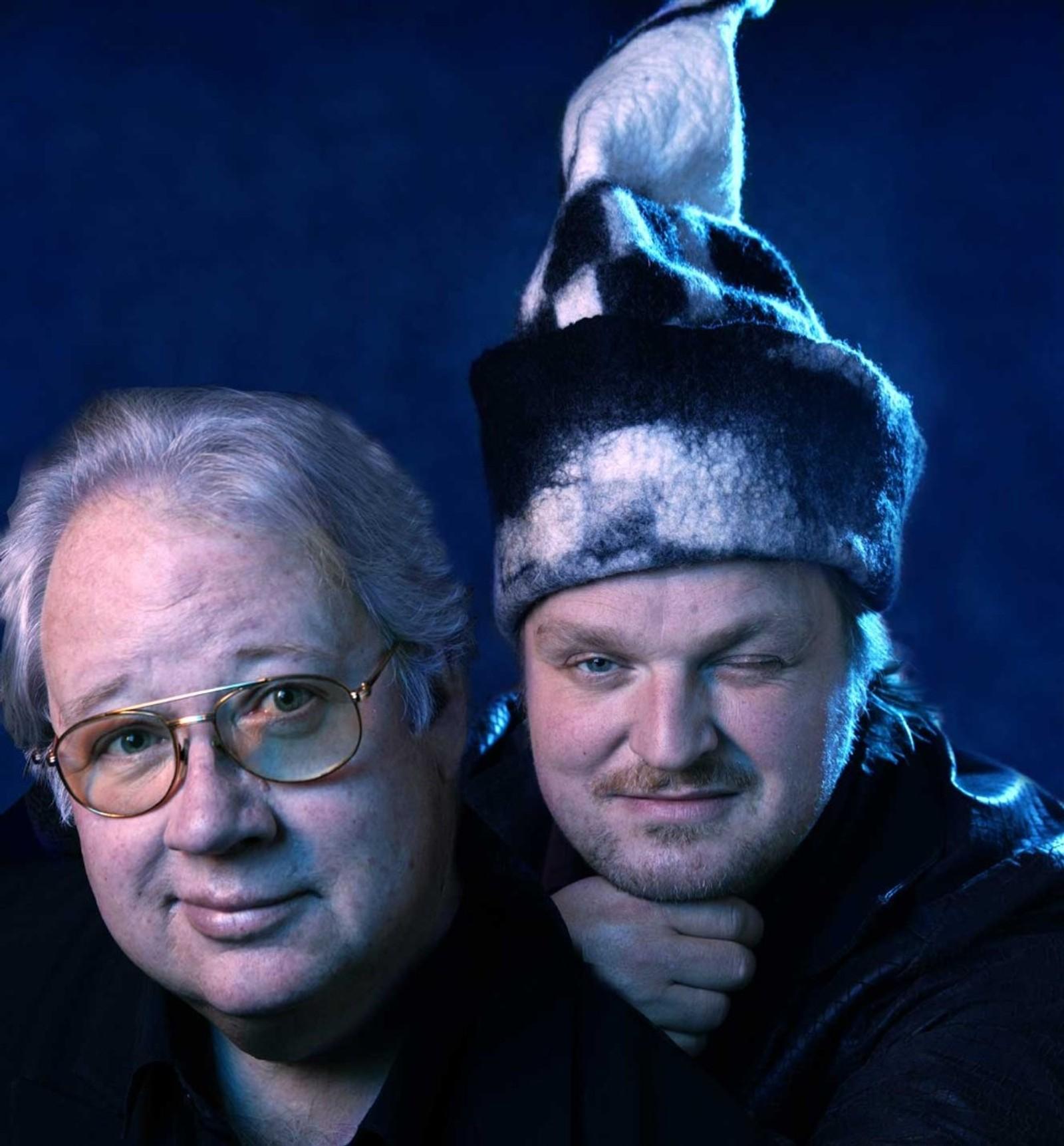 Bluesasylet med Knut Borge og Knut Reiersrud