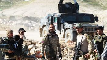 Irakiske hærstyrker