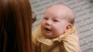 Forholdet mellom mor og barn det første leveåret -