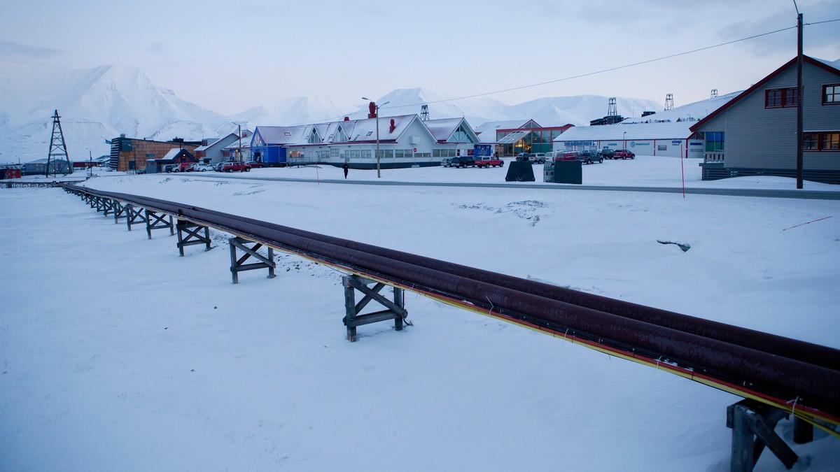 Longyearbyen - Foto: Meek, Tore/NTB scanpix