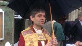 Stein Reinertsen er vigslet til ny biskop i Agder og Telemark bispedømme.
