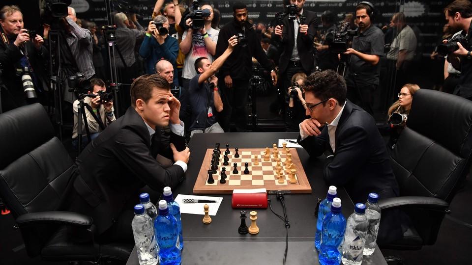 15:45 · VM sjakk: Parti 5