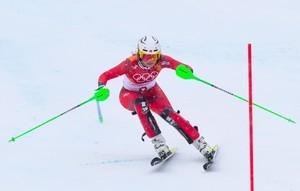 Nå · V-cupfinale alpint: Slalåm, kvinner