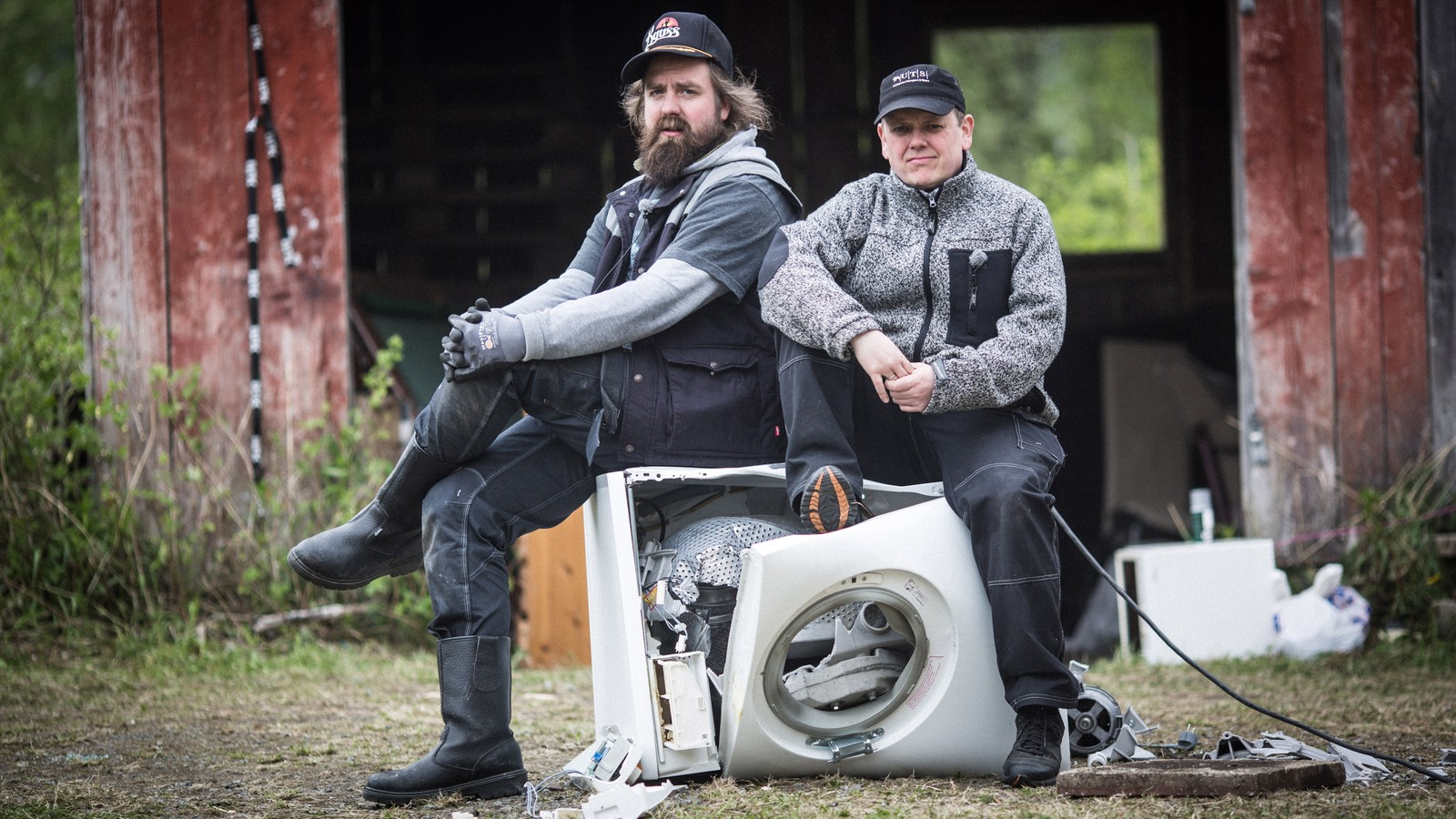 Torfinn Borkhus og Rune Nilson, Ikke gjør dette hjemme