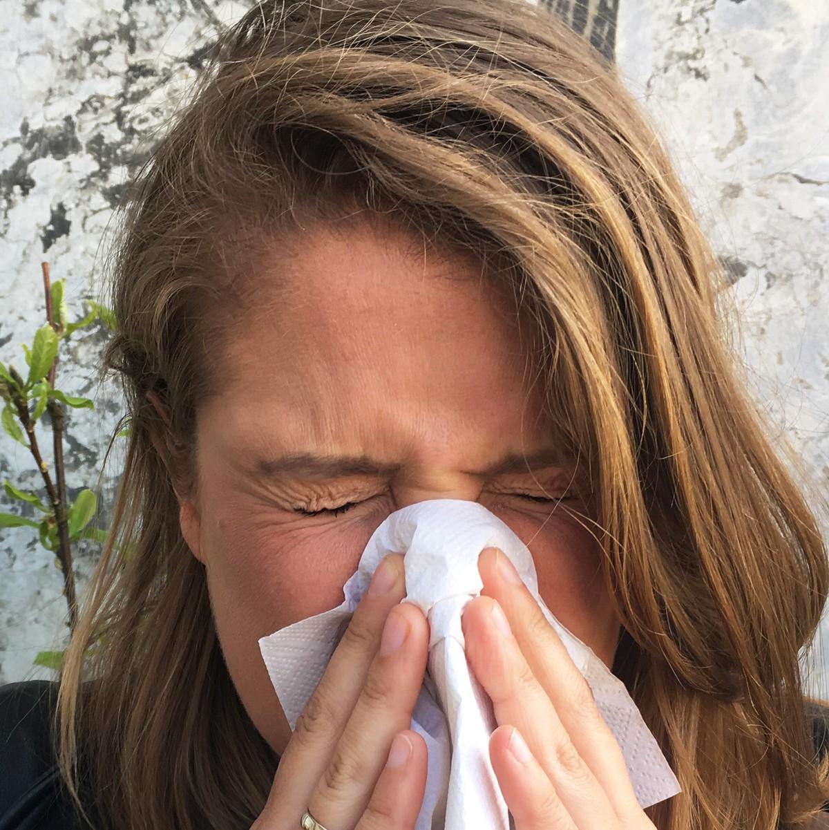 kortison mot pollenallergi