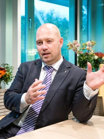 Justis- og beredskapsminister Anders Anundsen (Frp)